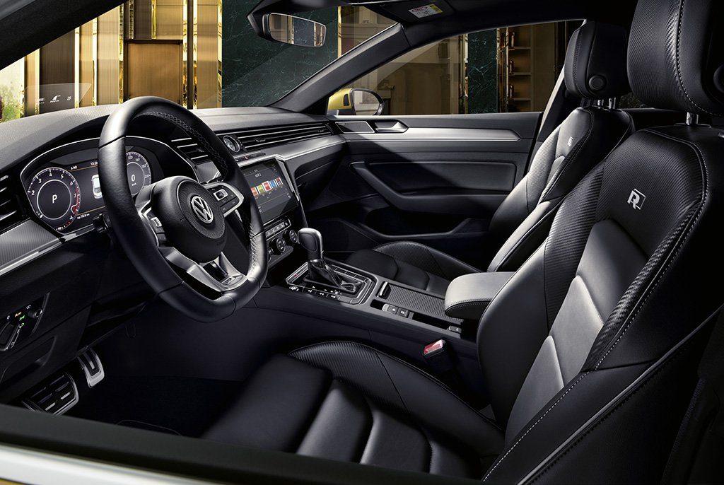 Volkswagen Arteon - bord