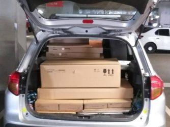 Portbagaj Suzuki New Vitara